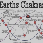 Electric Earth Ley Lines Chakra Points