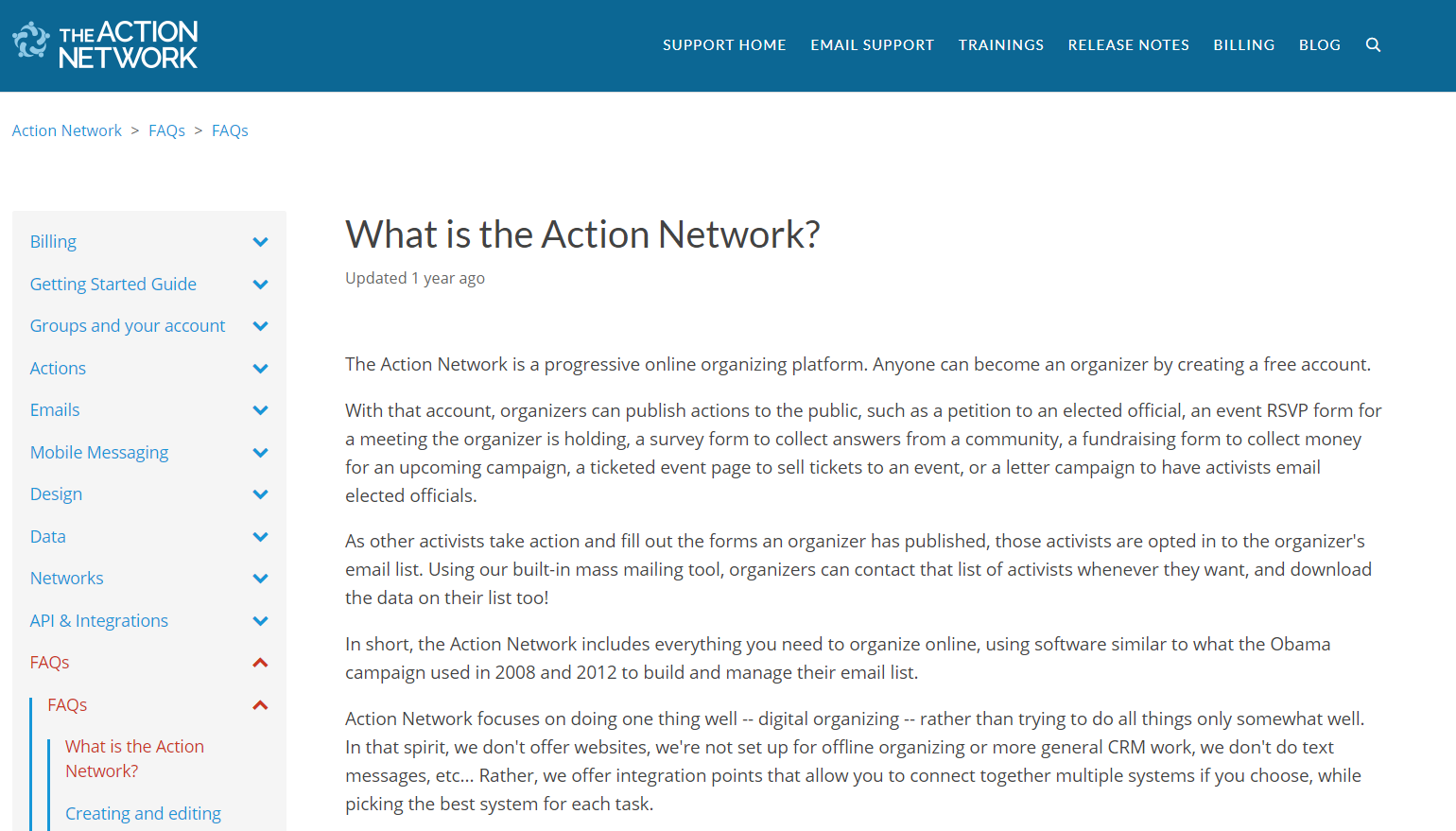 Barack Obama's Action Network Concrete Action Q Plus News George Floyd Derek Chauvin