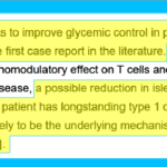 Hydroxychloroquine Cures Diabetes