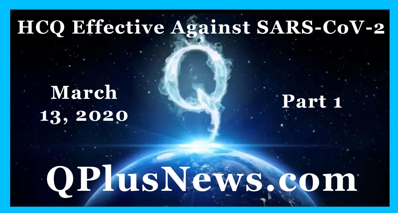 HCQ Effective SARS-CoV-2