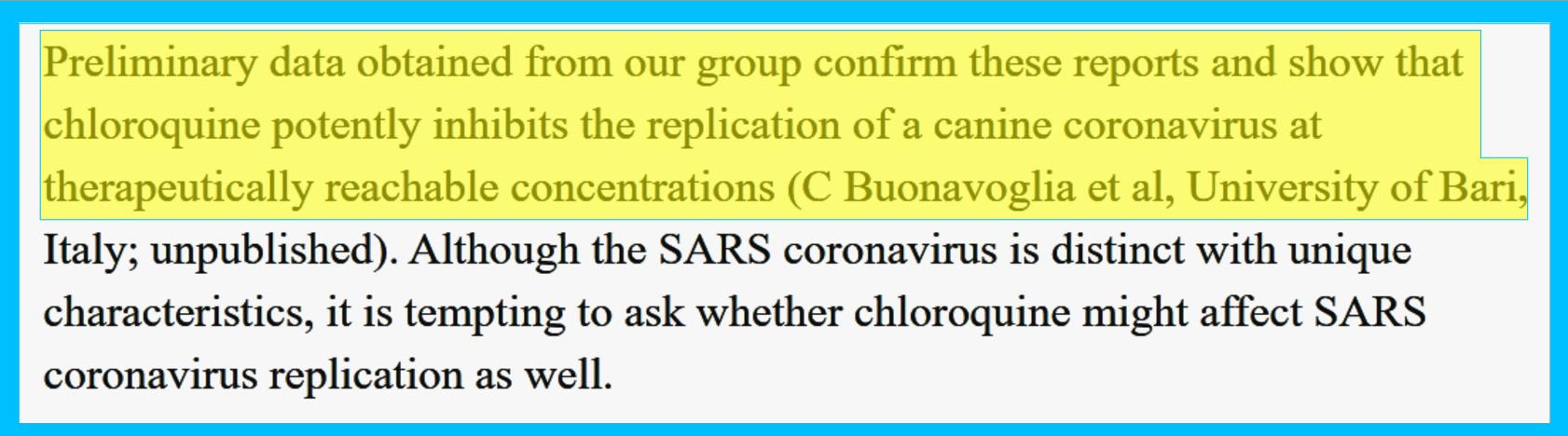 .#HCQ #SARSCOV #QPlusNews #Q