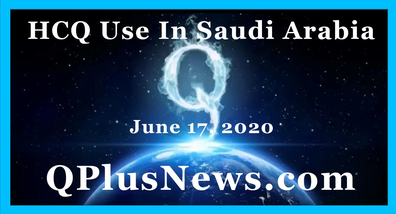 HCQ CHQ Saudi Arabia QPlusNews
