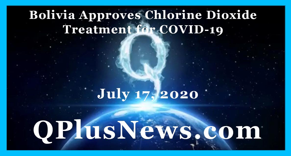 Chlorine Dioxide COVID19