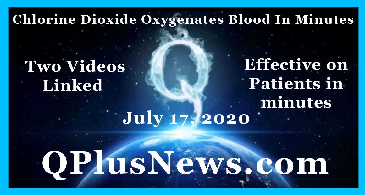 Chlorine Dioxide COVID-19 QPlusNews