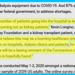 COVID-19 Masks Hypercapnia And Kidney Disease