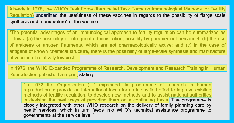 Contraceptive Vaccines Part 2