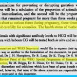 Contraception Vaccine 3