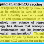 Contraceptive Vaccine 5