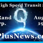QPlusNews, Underground Tunnel Maps, Very High Speed Transit System