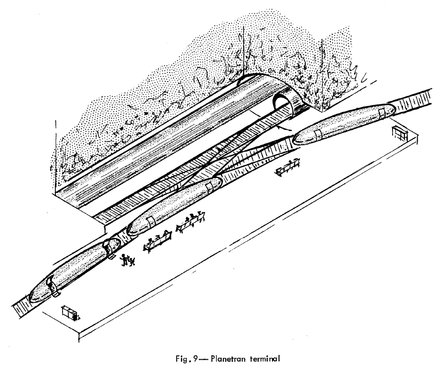 QPlusNews, Trans-Planetary Subway Systems 1978, Underground Tunnel Maps