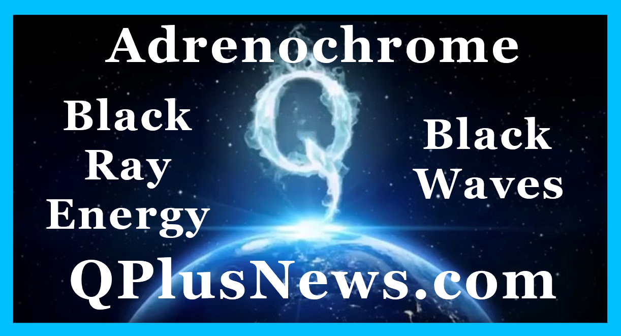 QPlusNews, Blackwaves, Black Ray Energy, Black Cube of Saturn