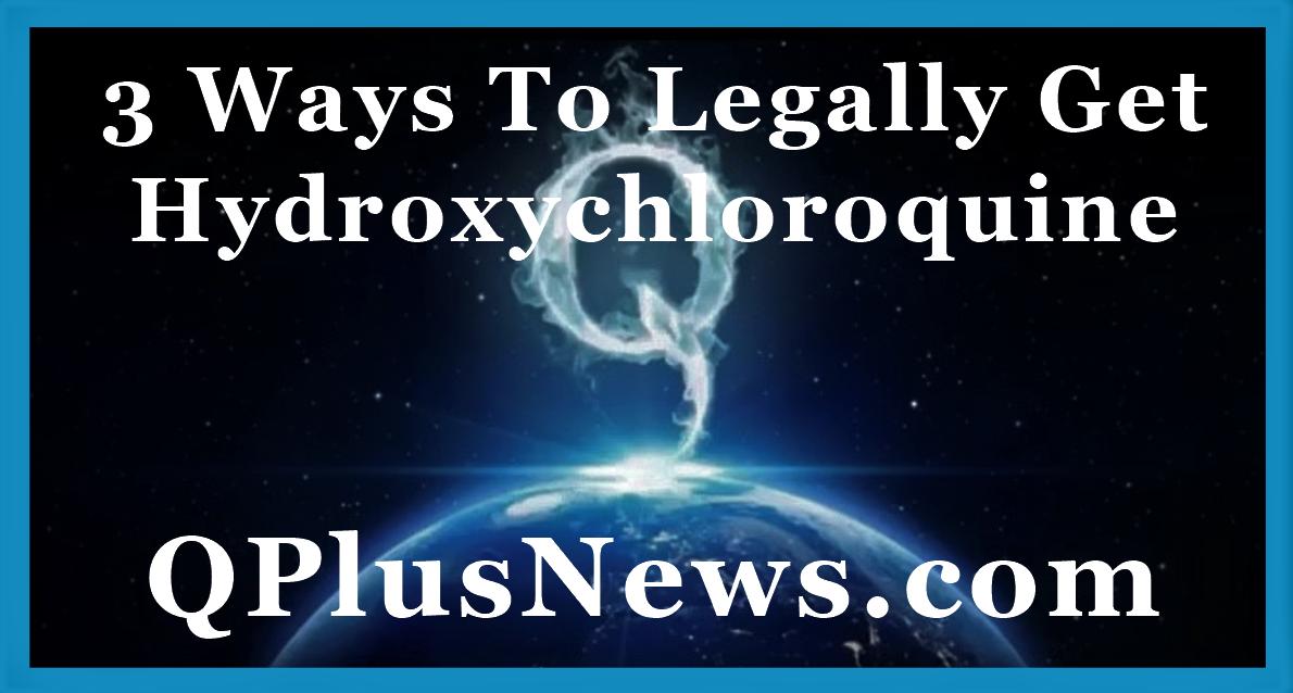 QPlusNews, Hydroxychloroquine