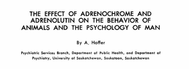 qplusnews, adrenochrome and adrenolutin, blackwaves and black ray energy
