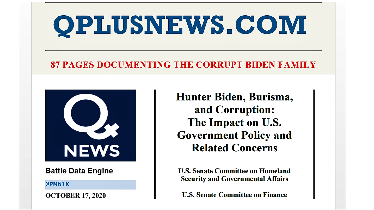 Hunter Biden Corruption